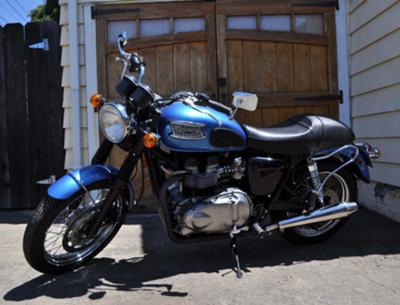 2005 Triumph Bonneville, Loaded, Super Clean, Beautiful, Won't Dissapoint