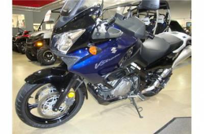 Blue Paint Color 2005 Suzuki V Strom DL1000