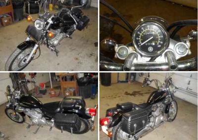 2005 YAMAHA Virago 250cc
