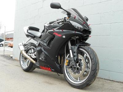 2005 Yamaha YZF-R R6