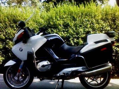 2006 BMW RTP 1200 Police Motorcycle