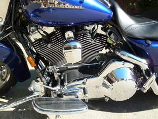 2006 Harley Davidson Road King Custom FLHRSI Engine