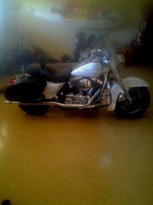 2006 Harley Davidson Road King for Sale custom paint job
