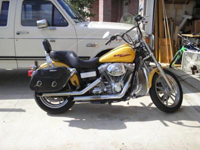 2006 Harley Dyna Super Glide