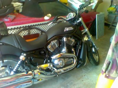 2006 Harley Davidson Night Rod