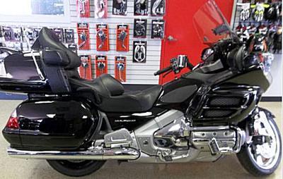 2006 Honda Goldwing 1800