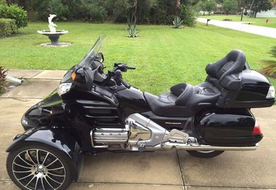 2006 Honda Goldwing for Sale in TX Texas