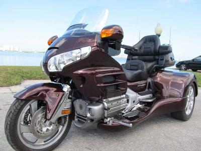 2006 HONDA GOLDWING GL1800 for Sale by Private Owner