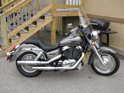 Cheap Used Motorcycles For Sale >> 2006 Honda Sabre