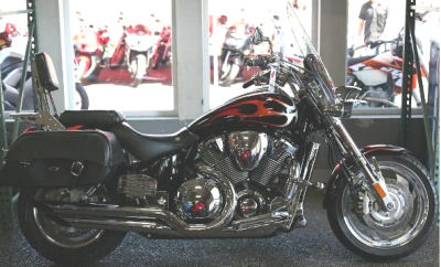 2006 HONDA VTX1800c