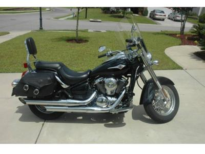 2006 Vulcan 900 Classic LT for sale by owner