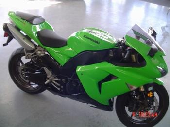 2006 Kawasaki ZX 10R