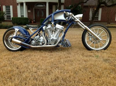 2006 Orange County Chopper OCC Chopper Motorcycle
