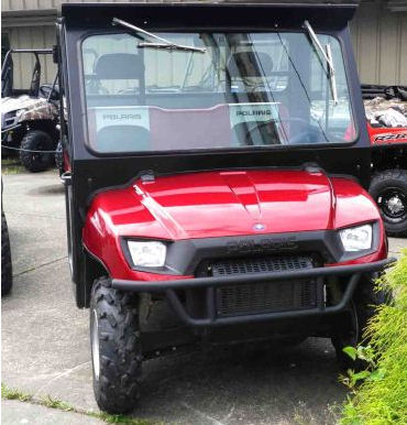 Polaris 2006 RANGER XP 700 EFI LE 4x4 Metallic Red Paint (example only; please contact seller for pics)