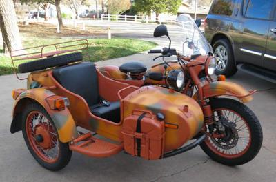 Motorcycle Bench Seat For Sale