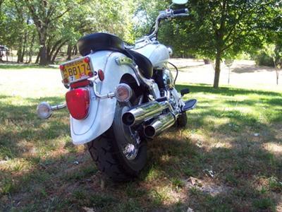 2006 Yamaha V Star Classic 650cc 650