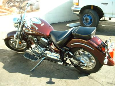 2006 Yamaha VStar Classic 1100
