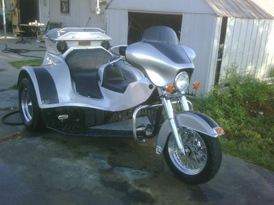 2006 VW trike motorcycle for sale by owner