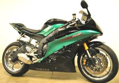 2006 yamaha r6 for sale