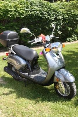 2006 yamaha vino 125 for sale