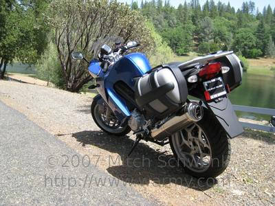 Picture of the 2007 F800ST