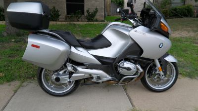 Silver Gray 2007 BMW R1200RT