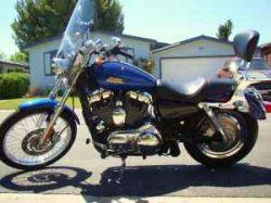 2007 Harley Davidson 1200 Custom Sportster