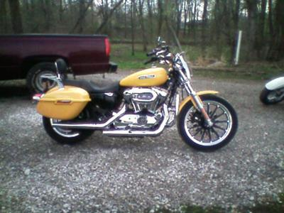 2007 HARLEY DAVIDSON 1200 L XL