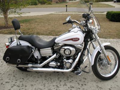 2007 Harley Davidson Low Rider  FXDL
