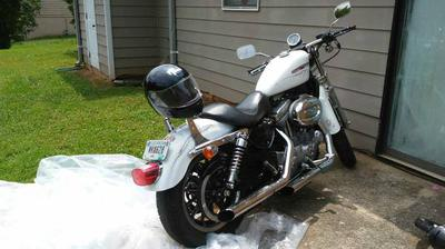 2007 Harley Davidson Motorcycle for Sale