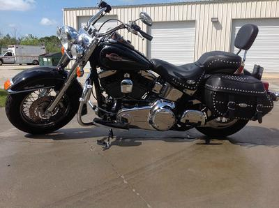 2007 Harley Davidson Softail (this photo is for example only; please contact seller for pics of the actual motorcycle for sale in this classified)