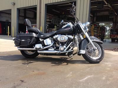 2007 Harley Davidson Softail (this photo is for example only; please contact seller for pics of the actual motorcycle for sale in this classified