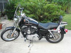 2007 Harley Davidson Sportster Custom