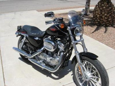 2007 Harley Davidson Sportster XL 883