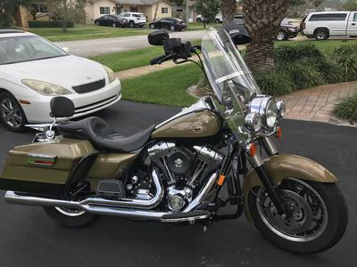 2007 Harley Davidson Road King for sale by owner