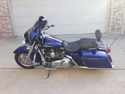 2007 Harley Street Glide FLHX for sale in TX Texas by owner