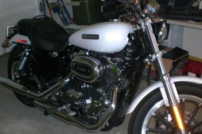 2007 HD 1200 SPORTSTER Harley-Davidson
