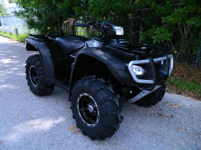 2007 HONDA FOREMAN RUBICON 500 4X4 AUTOMATIC (example only; please contact seller for pics)