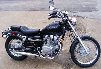 2007 Honda Rebel.CMX250