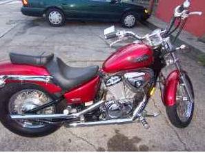 2007 Honda Shadow VLX 600