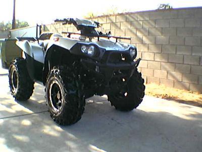 2007 Kawasaki Brute Force 650 4x4i