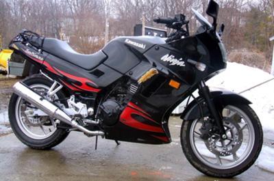 2007 Kawasaki Ninja 250cc