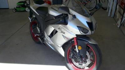 2007 Kawasaki Ninja ZX6R