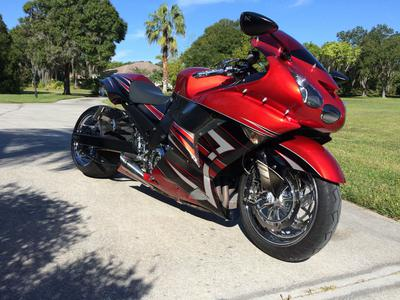 2007 kawasaki zx14 Ninja for sale by owner