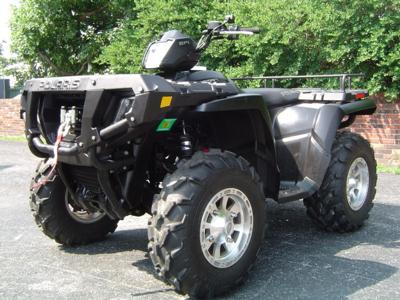2007 Polaris Sportsman 800 Twin EFI 4x4 (example only; please contact