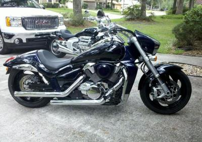 Picture of my 2007 Suzuki Boulevard M109R Motorcycle