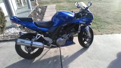 2007 Suzuki SV1000S for Sale by Owner in Alabama AL