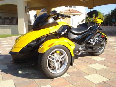 2008 can am spyder rs motorcycle for sale. Black Bedroom Furniture Sets. Home Design Ideas