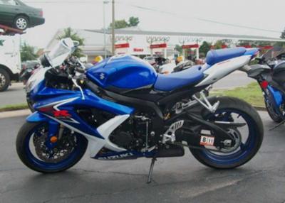 2008 SUZUKI GSXR 600 RED /WHITE/ BLUE