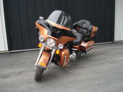2008 Harley Davidson Electra Glide Ultra Classic  FLHTCUI 105th Anniversary Edition